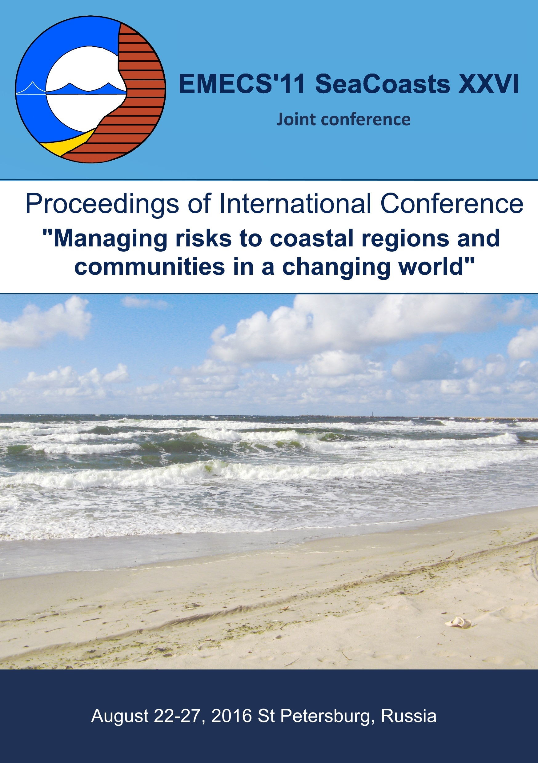 Materials of XXVI International Coastal Conference